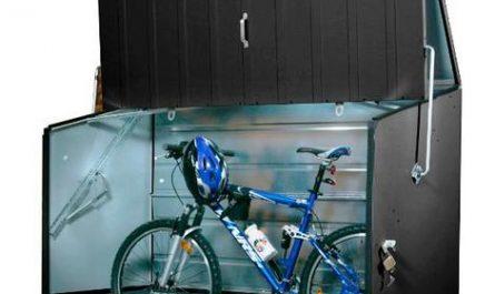 Quel abri vélo choisir pour mon jardin?