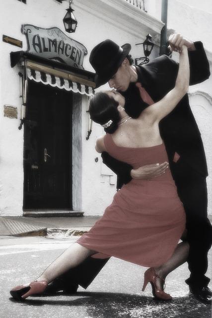 Pourquoi danser le tango