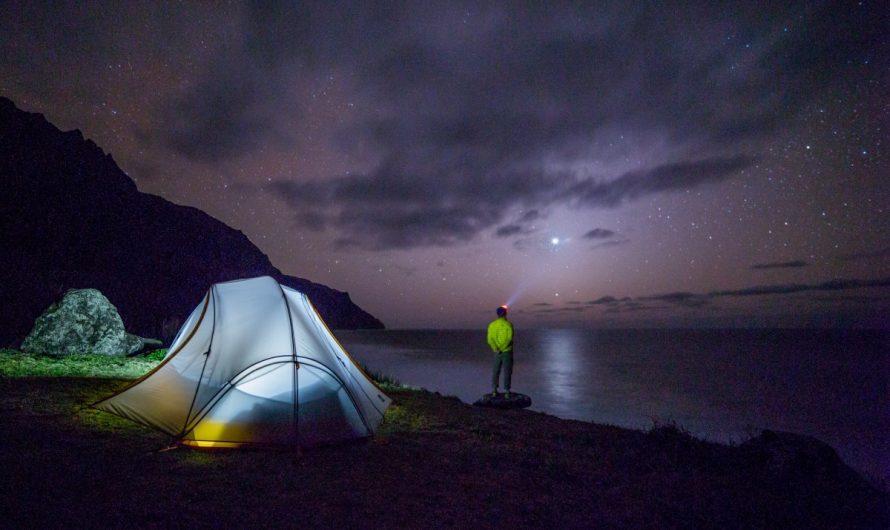 Comment trouver un endroit où dormir dans un pays situé à l'extrémité australe?